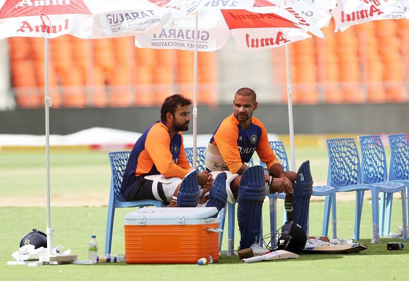 India and England Net Sessions