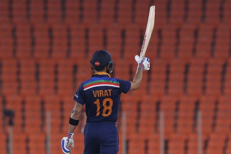 Virat Kohli. Pic: BCCI