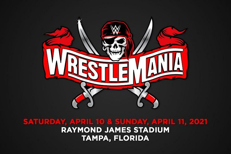 Injuries are to blame for a match at WWE WrestleMania being changed.