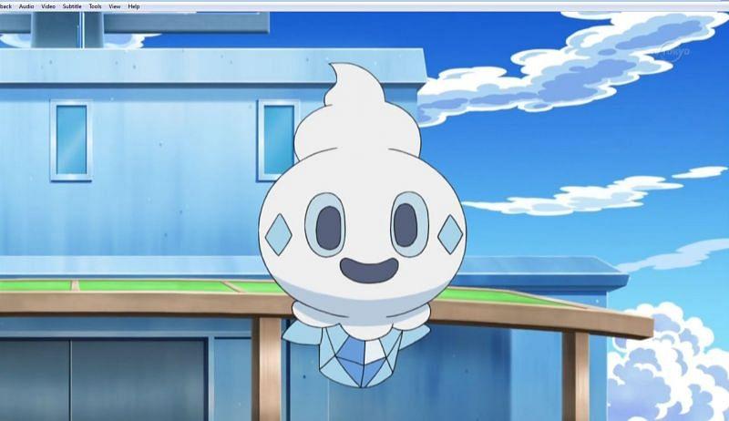 Vanilite (Image via The Pokemon Company