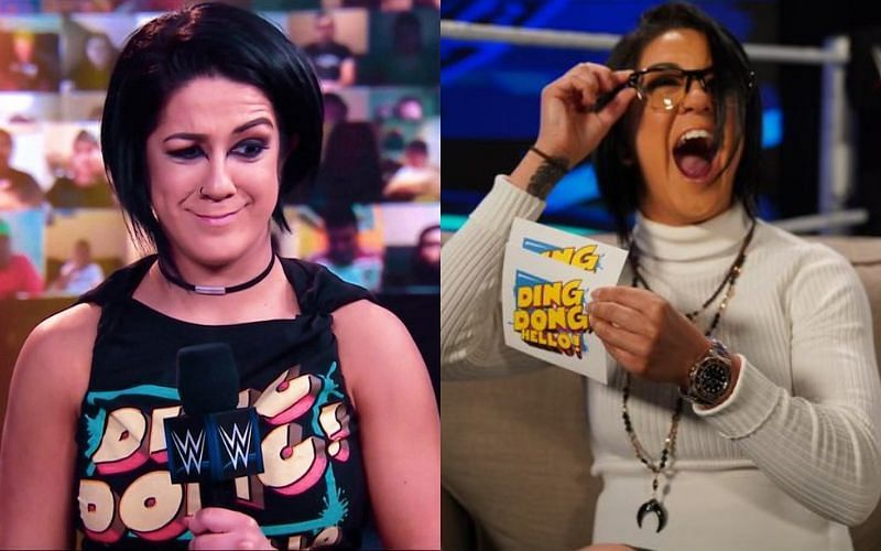 Bayley wants to grow her character on WWE SmackDown