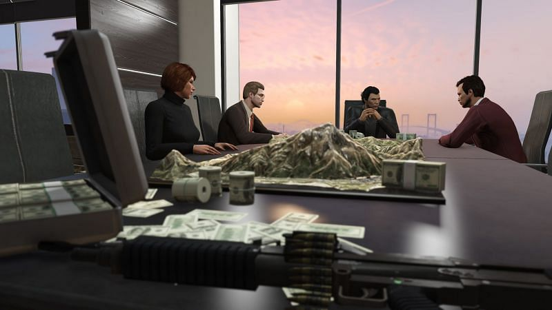 If players are willing to put in the hours and find intelligent ways to make money, they will have zero problems progressing (Image via Rockstar Games)