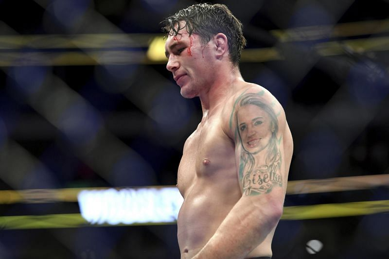 Darren Till issued an apology to his opponent Marvin Vettori in an emotional Instagram post