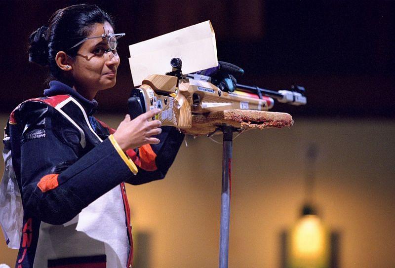 Anjali at 2000 Summer Olympics