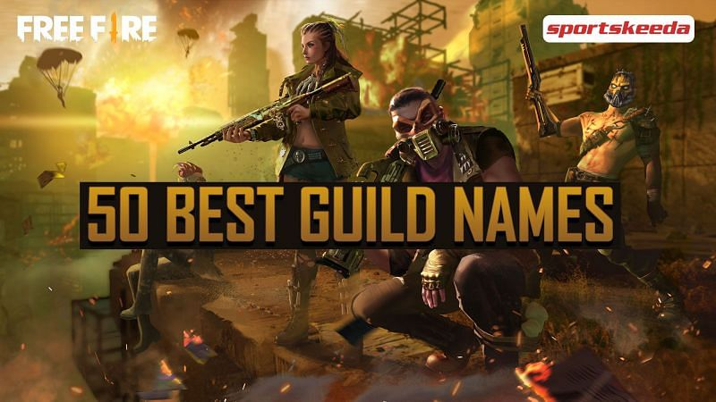 Players can participate in various guild tournaments in Garena Free Fire (Image via Sportskeeda)