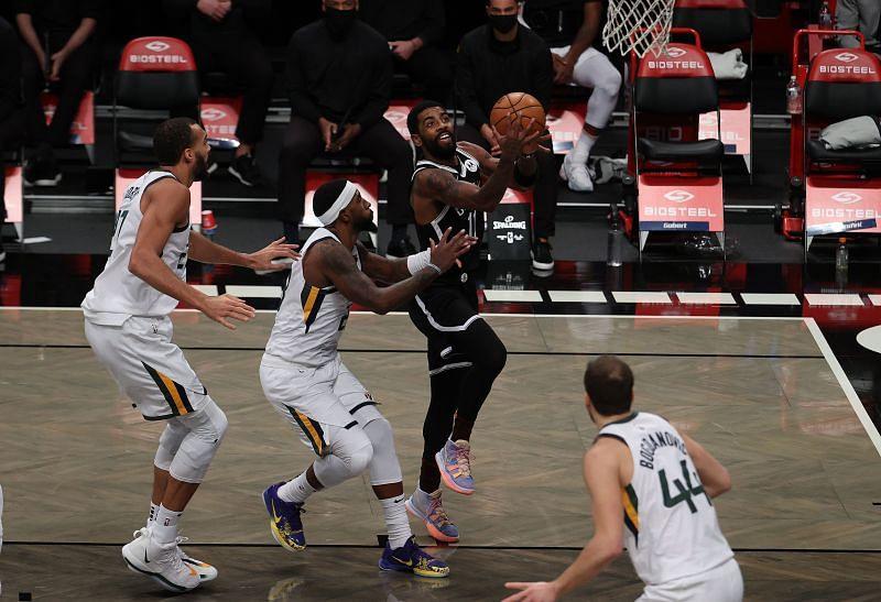 The Brooklyn Nets will face the Utah Jazz in an NBA blockbuster clash