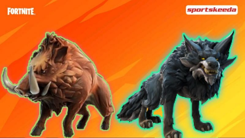 Everything to know about taming animals in Fortnite