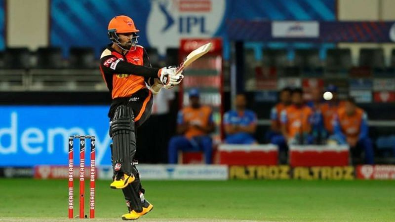 Wriddhiman Saha was excellent as an opener for SRH in IPL 2020