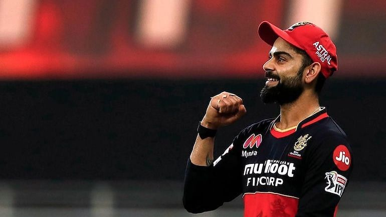 Virat Kohli has claimed that he