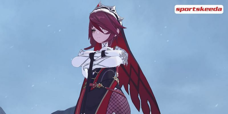 Genshin Impact 1.4 leaks: Rosaria