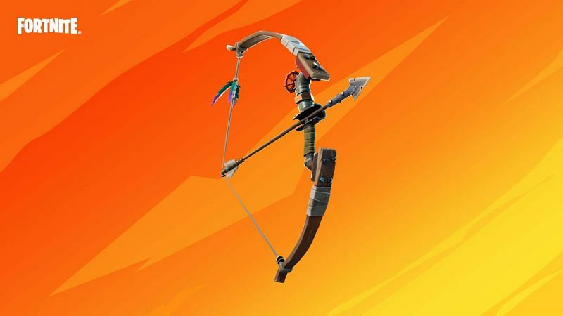 Crafting upgrades for Bows in-game (Image Via Epic Games/Fortnite)