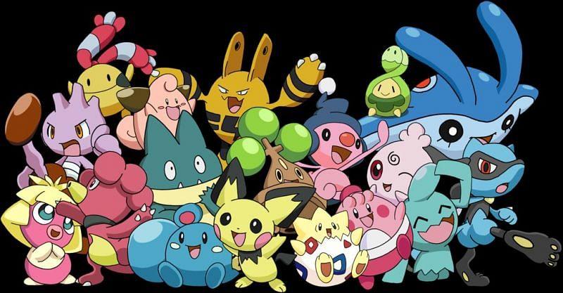 Unevolved Pokemon (Image via the PokeCommunity Forums)