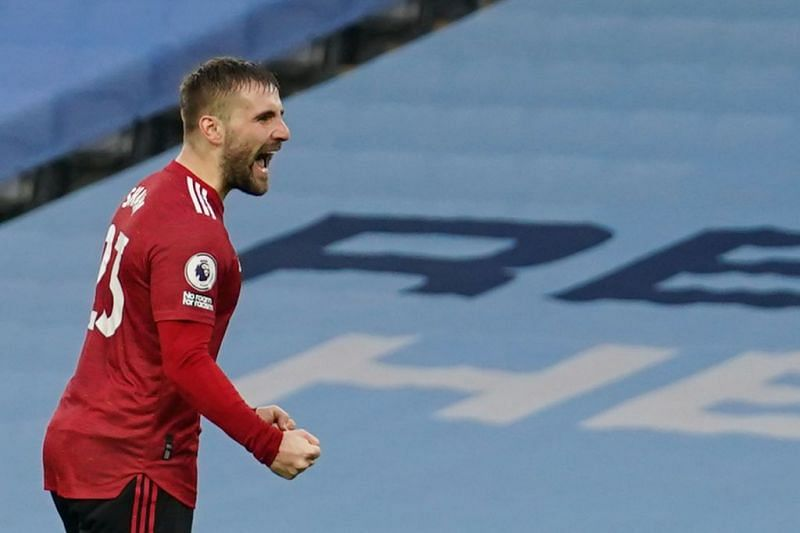 Luke Shaw is the most in-form FPL defender.