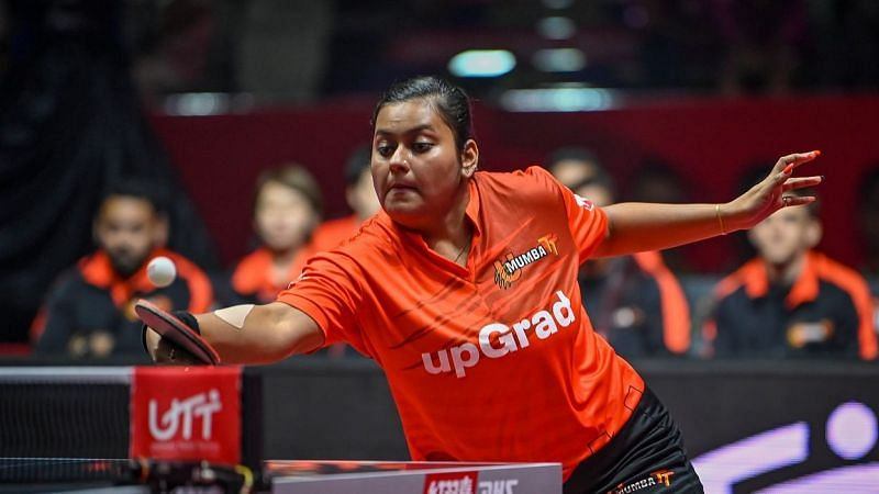 Sutirtha Mukherjee wants to give it her all at the Tokyo Olympics. (Source: Net Indian)