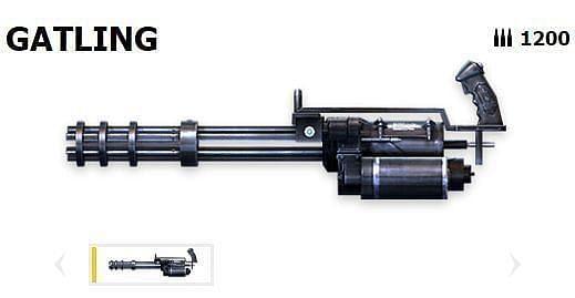 Gatling gun in Free Fire (Picture Source: ff.garena.com)