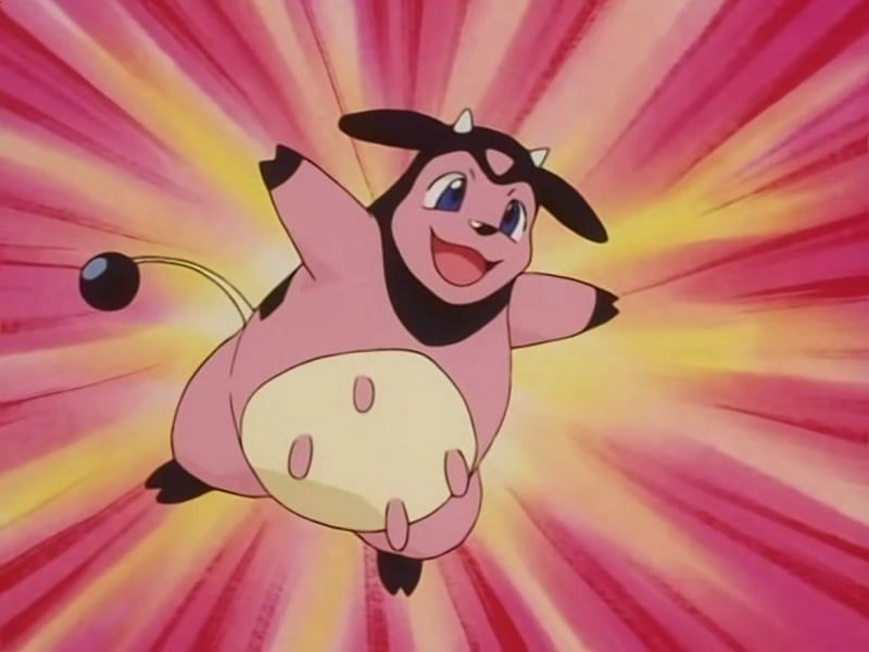 Miltank (Image via The Pokemon Company)
