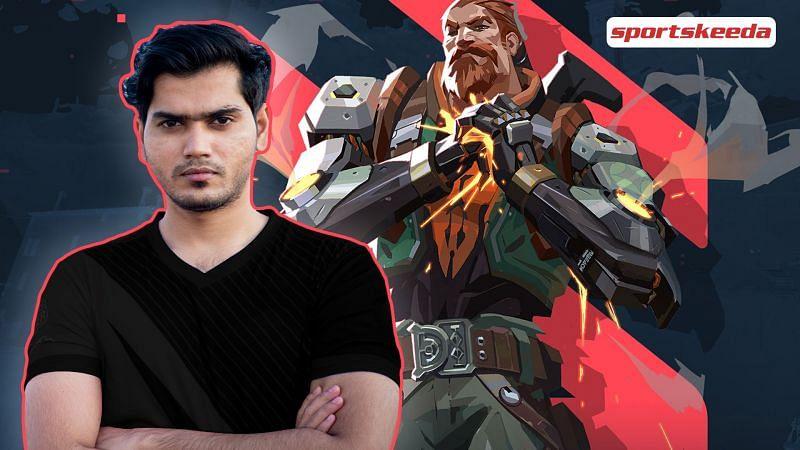"""Vishal """"haiVaan"""" Sharma talks about his esports life and his duties as an IGL of GodLike Esports"""