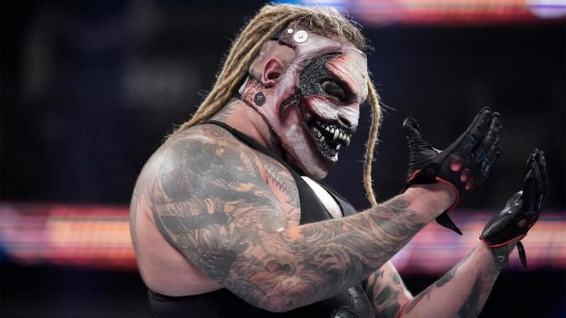 WATCH: The Fiend returns at WWE Fastlane with a new look