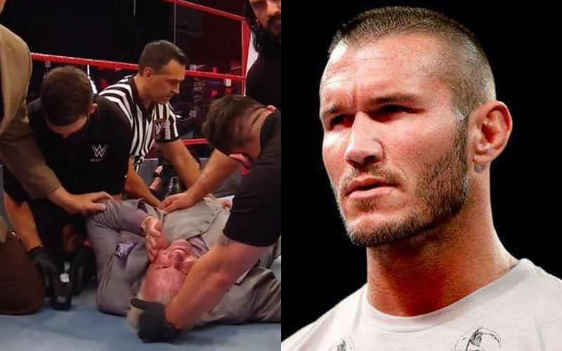 Randy Orton has a lot of admiration for WWE legends Triple H and Ric Flair
