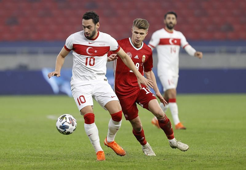 Hungary v Turkey - UEFA Nations League