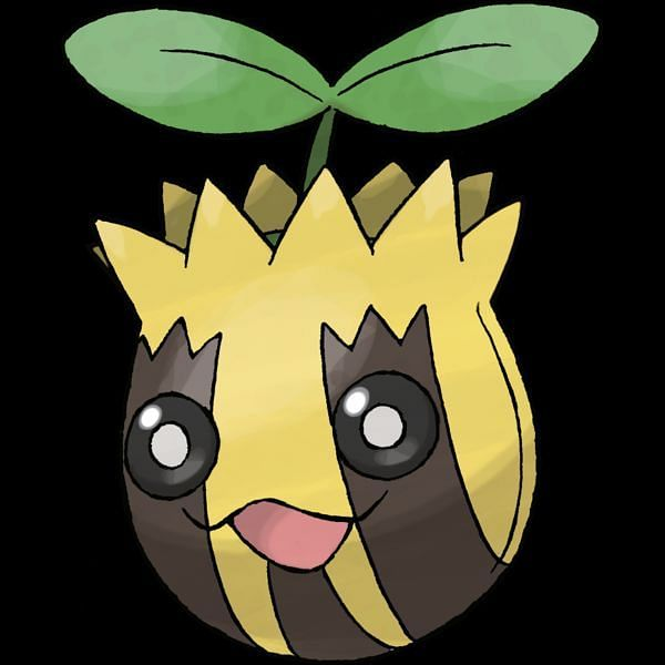 Sunkern (Image via The Pokemon Company)