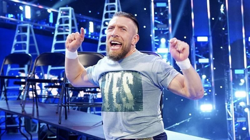 Daniel Bryan is set to challenge Roman Reigns for the Universal Championship at Fastlane