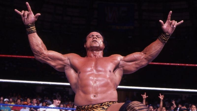 Jimmy Snuka: The Superfly collection intro, only on WWE Network - YouTube