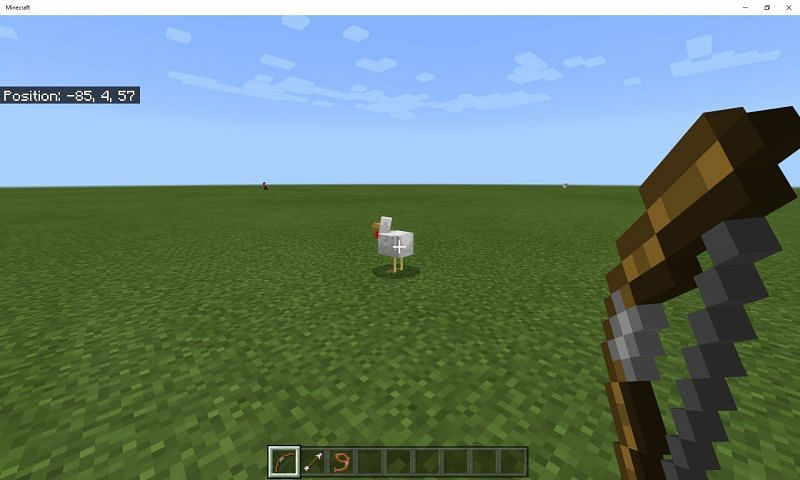Chicken: Image via Mojang