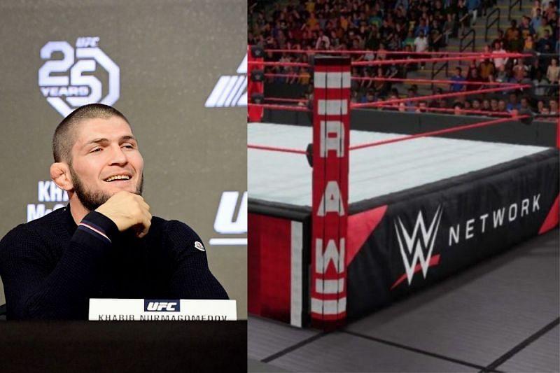 Will Khabib Nurmagomedov join WWE?