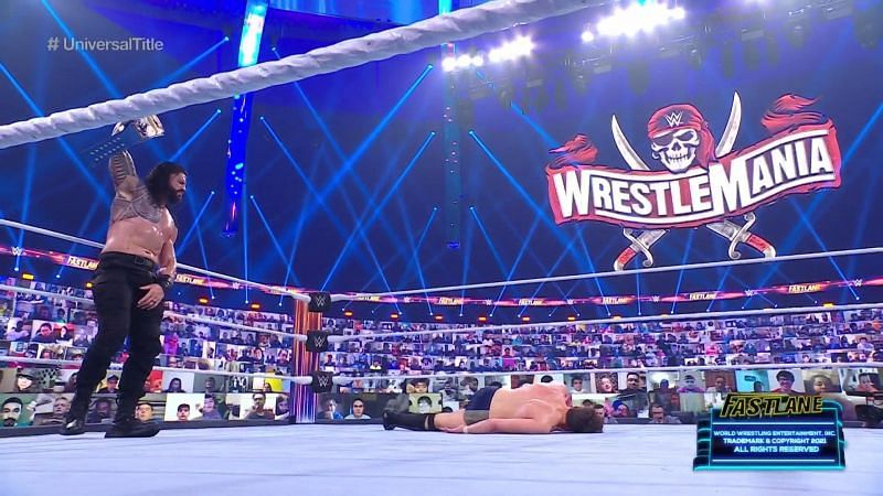 Roman Reigns and Daniel Bryan capped off a great night of action at WWE Fastlane.