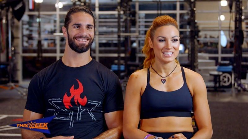 Seth Rollins claims being a husband is easy
