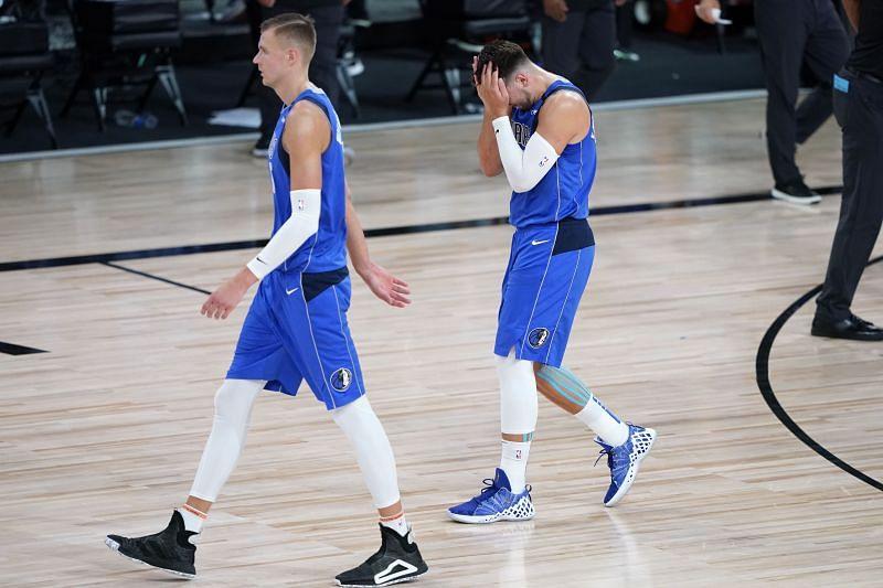 Luka Doncic and Kristaps Porzingis should both return for the Dallas Mavericks