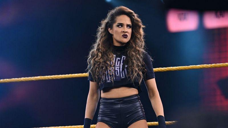 Dakota Kai talks about becoming a heel character in WWE NXT.