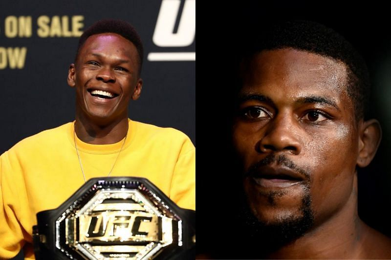 Israel Adesanya takes a dig at Kevin Holland post UFC Vegas 22