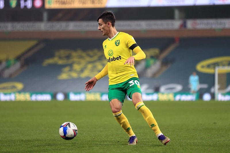 Norwich City play Luton Town on Saturday