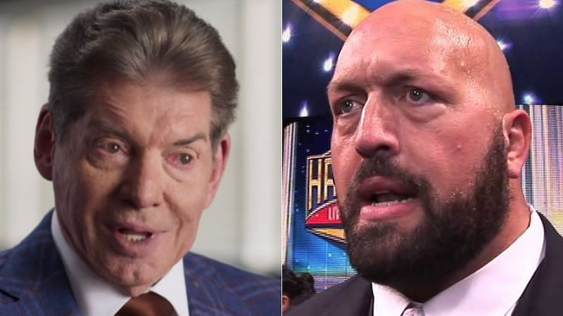 Paul Wight worked for Vince McMahon for two decades