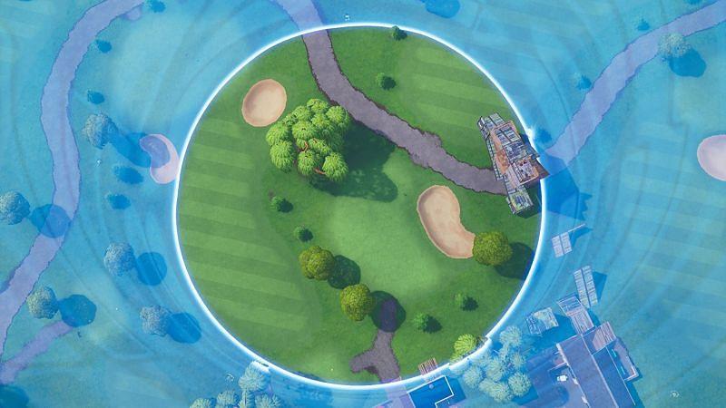 Fortnite update 16.10 is bringing back moving storm circles (Image via Epic Games/Fortnite)