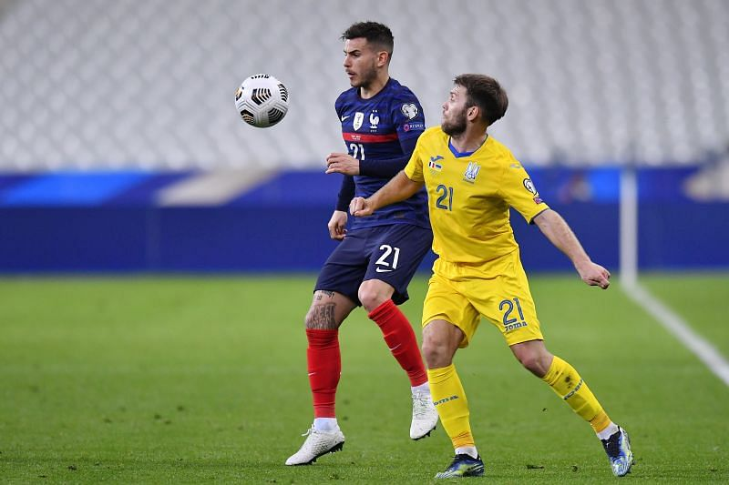 France defeated Kazakhstan away from home.