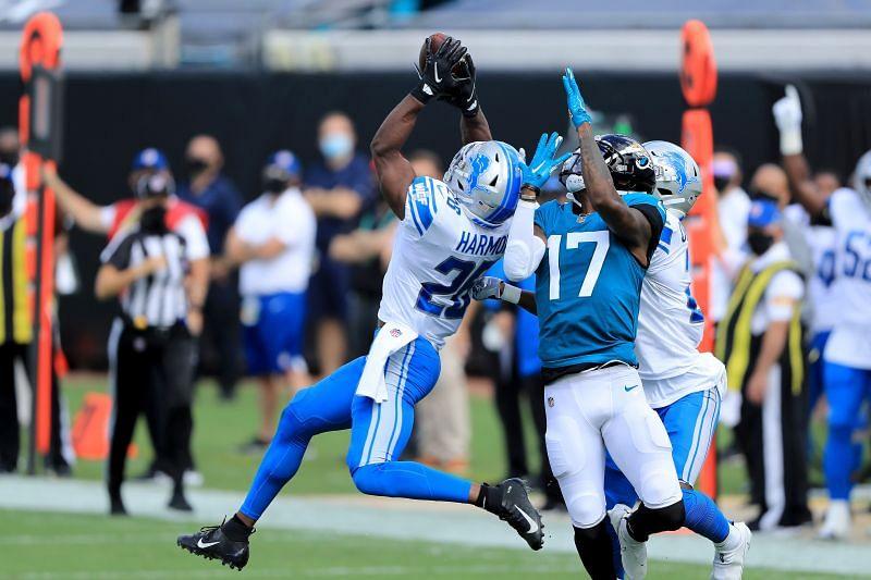 Detroit Lions vs Jacksonville Jaguars