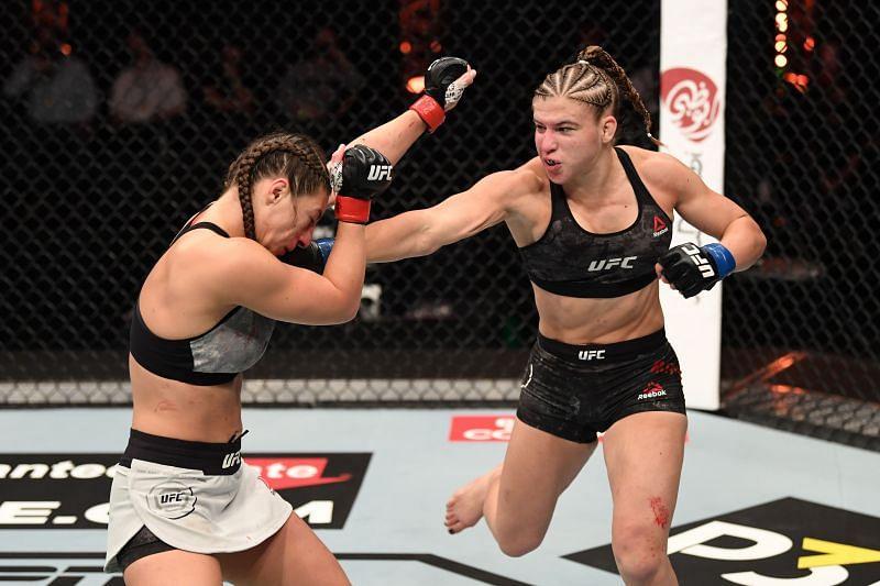 UFC 254: Jojua vs Maverick
