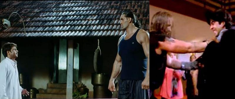 कई WWE सुपरस्टार्स बॉलीवुड फिल्मों में नजर आ चुके हैं