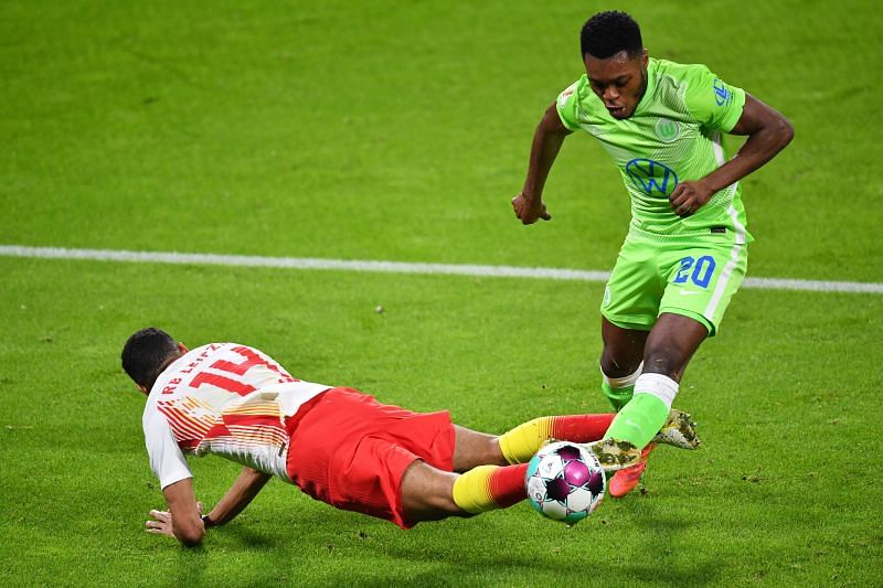 Ridled Baku has excelled for Wolfsburg and could be one to watch out for at the U21 Euros.