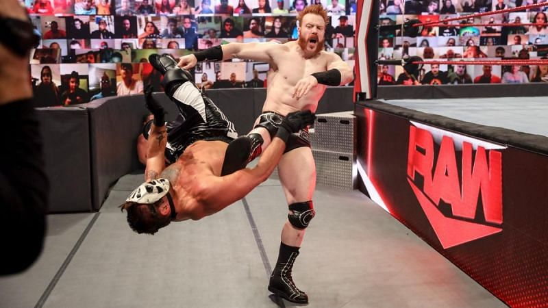 Sheamus is a 3-time former WWE Champion