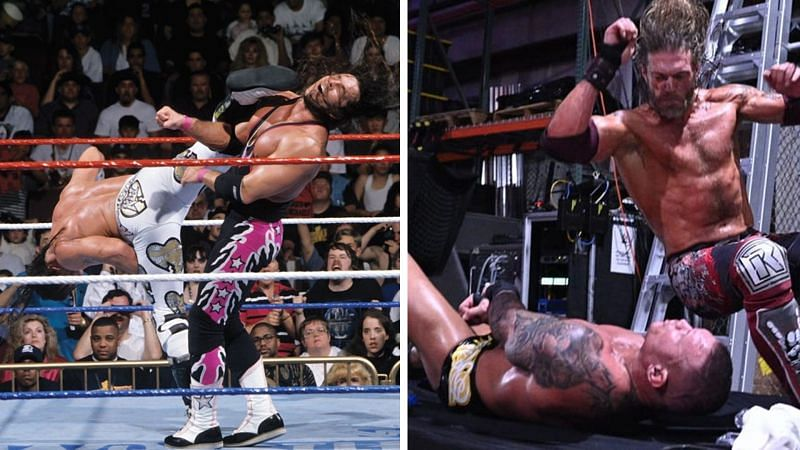 WrestleMania has featured some of the most epic matches in WWE history