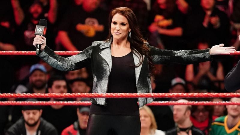Stephanie McMahon has been a huge part of WWE for most of her life