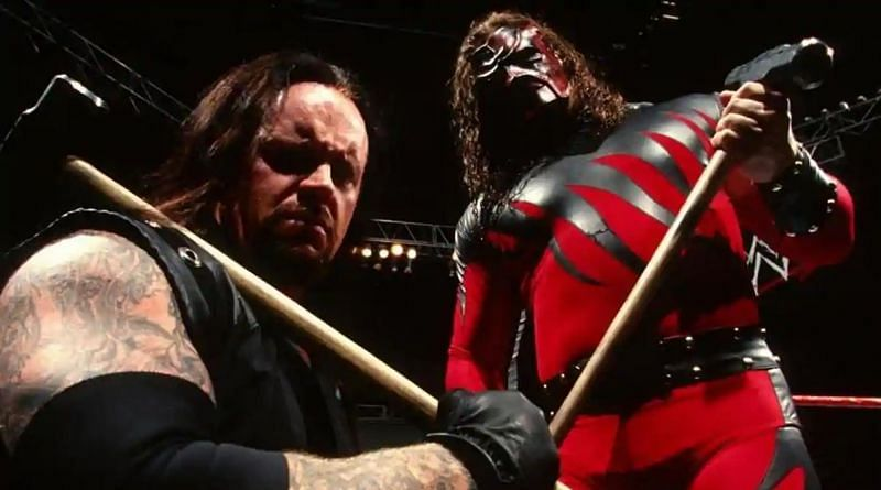 The Undertaker informed an emotional Kane that he is going to be in the WWE Hall of Fame