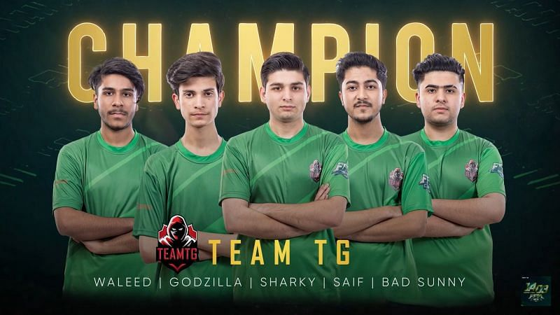 Team TG crowned champion of Free Fire Pakistan League ...