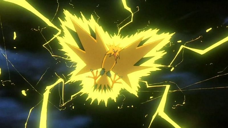 Zapdos (Image via The Pokemon Company)