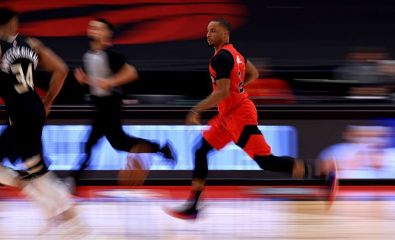 Norman Powell has capitalized on key absences.