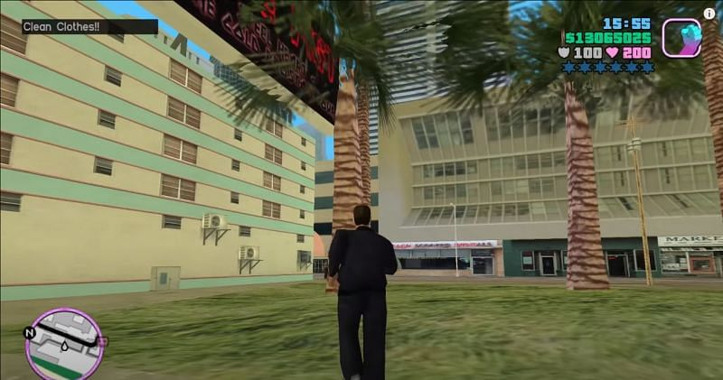 Players can find the black tracksuit in Jockspot, Downtown, after the Supply & Demand mission (Image via EJrM FILMS (YouTube))